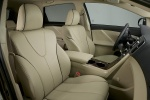 Picture of 2012 Toyota Venza Front Seats