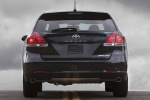 2013 Toyota Venza Limited 4WD in Cosmic Gray Mica - Static Rear View