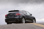 2013 Toyota Venza Limited 4WD in Cosmic Gray Mica - Static Rear Right Three-quarter View