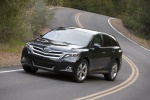2014 Toyota Venza Limited 4WD in Cosmic Gray Mica - Static Front Left View