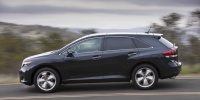 2015 Toyota Venza, LE, XLE, Limited V6 AWD Review