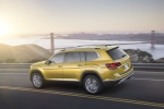 Picture of 2018 Volkswagen Atlas V6 SEL in Kurkuma Yellow Metallic