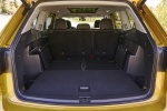 2018 Volkswagen Atlas V6 SEL Trunk with Third Row Seats Folded