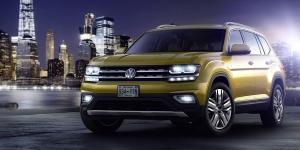 Volkswagen Atlas Reviews / Specs / Pictures / Prices