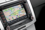 Picture of 2010 Volkswagen Passat Navigation Screen