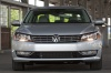 2012 Volkswagen Passat Sedan 3.6 SE in Tungsten Silver Metallic from a frontal view