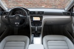 Picture of 2013 Volkswagen Passat Sedan Cockpit in Beige