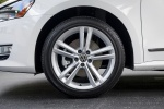 Picture of 2013 Volkswagen Passat Sedan TDI Rim