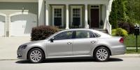 2013 Volkswagen Passat Pictures