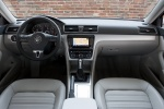 Picture of 2014 Volkswagen Passat Sedan Cockpit in Beige