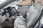 Picture of 2014 Volkswagen Passat Sedan Front Seats in Beige