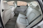 Picture of 2014 Volkswagen Passat Sedan Rear Seats in Beige