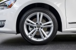 Picture of 2014 Volkswagen Passat Sedan TDI Rim