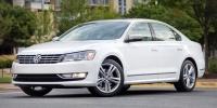 2014 Volkswagen Passat Pictures