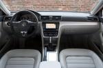 Picture of 2015 Volkswagen Passat Sedan Cockpit in Beige