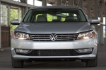 2015 Volkswagen Passat Sedan 3.6 in Tungsten Silver Metallic - Static Frontal View