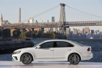 2018 Volkswagen Passat Sedan in Pure White - Static Side View