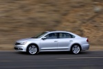 2018 Volkswagen Passat Sedan in Reflex Silver Metallic - Driving Side View