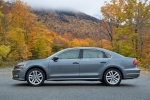 2018 Volkswagen Passat V6 Sedan in Platinum Gray Metallic - Static Left Side View