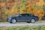 2018 Volkswagen Passat V6 Sedan in Platinum Gray Metallic - Driving Side View