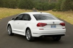 2018 Volkswagen Passat Sedan in Pure White - Static Rear Left View