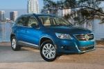 Picture of 2011 Volkswagen Tiguan in Sapphire Blue Metallic