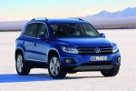 2012 Volkswagen Tiguan - Static Front Right Three-quarter View