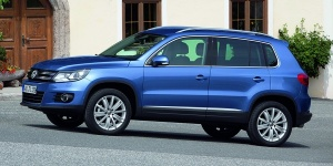 Research the 2014 Volkswagen Tiguan