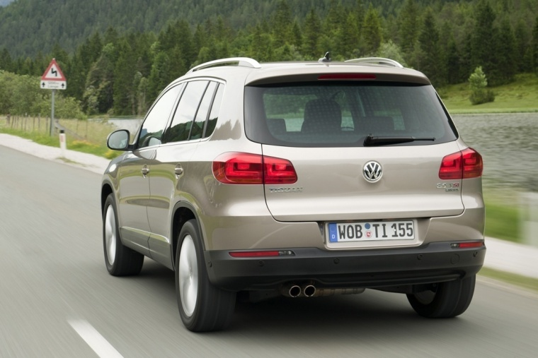 2016 Volkswagen Tiguan Picture