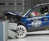 2016 Volkswagen Tiguan IIHS Frontal Impact Crash Test Picture