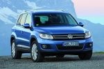 2016 Volkswagen Tiguan - Static Front Right View