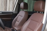 Picture of a 2017 Volkswagen Tiguan's Front Seats
