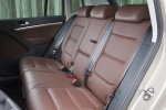 Picture of a 2017 Volkswagen Tiguan's Rear Seats