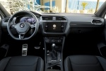 Picture of a 2018 Volkswagen Tiguan R-Line's Cockpit