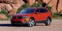 2018 Volkswagen Tiguan Pictures