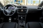 Picture of a 2019 Volkswagen Tiguan R-Line's Cockpit