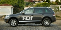 2010 Volkswagen Touareg Pictures