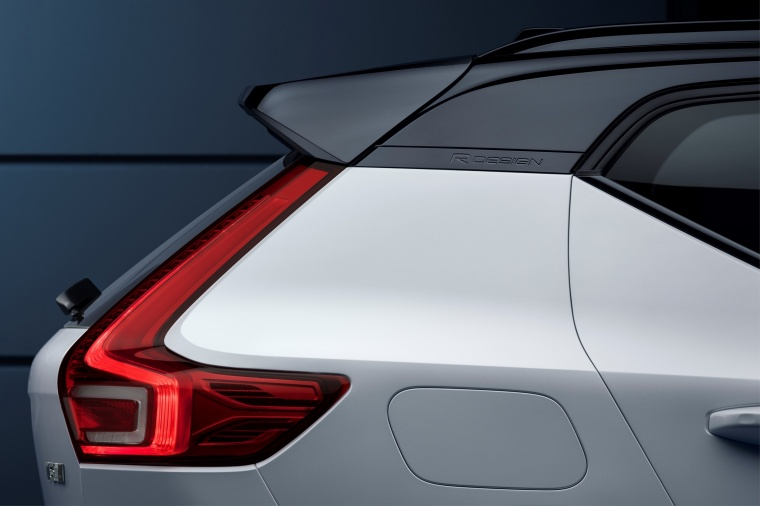 2019 Volvo XC40 T5 R-Design AWD Tail Light Picture