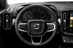 Picture of a 2019 Volvo XC40 T5 R-Design AWD's Steering-Wheel