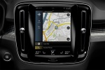 Picture of a 2020 Volvo XC40 T5 R-Design AWD's Dashboard Screen