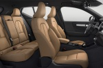 Picture of a 2020 Volvo XC40 T5 Inscription AWD's Interior in Amber