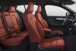 Picture of a 2020 Volvo XC40 T5 Inscription AWD's Interior in Oxide Red