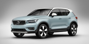 Research the Volvo XC40