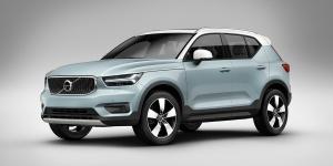 2020 Volvo XC40 Pictures