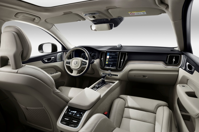 Picture of a 2019 Volvo XC60 T6 AWD's Interior