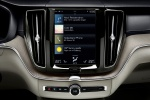 2019 Volvo XC60 T6 AWD Dashboard Screen