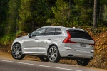 Picture of 2019 Volvo XC60 T8 eAWD in Crystal White Pearl Metallic