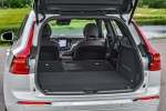 Picture of a 2019 Volvo XC60 T8 eAWD's Trunk with Rear Seats Folded