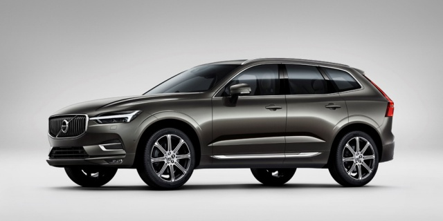 Research the 2019 Volvo XC60