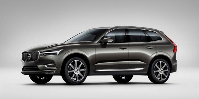 2019 Volvo XC60 Pictures